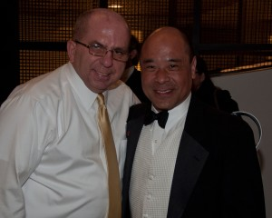 Mike with his Nephrologist – Dr. Kevin Ho from UPMC (University of Pittsburgh Medical Center)